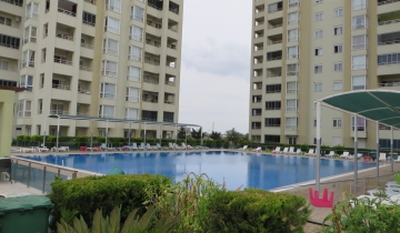 Aksu For Sale Apartment (In The Complex)